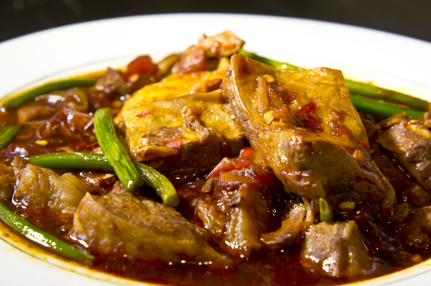 Easy Chinese Cantonese Beef Curry Recipe