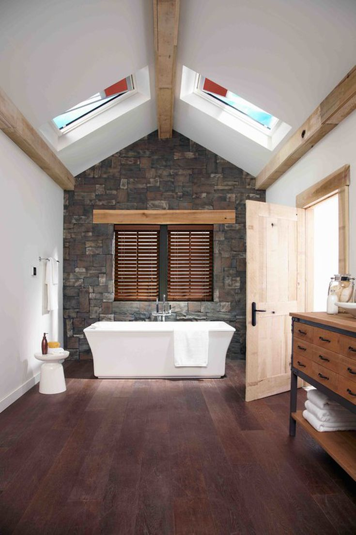 the 7 best bathroom flooring materials