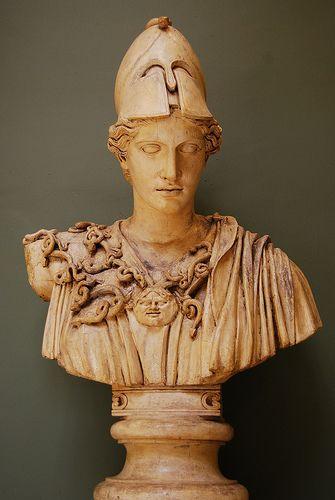 Atenea en el Museo Carnegie