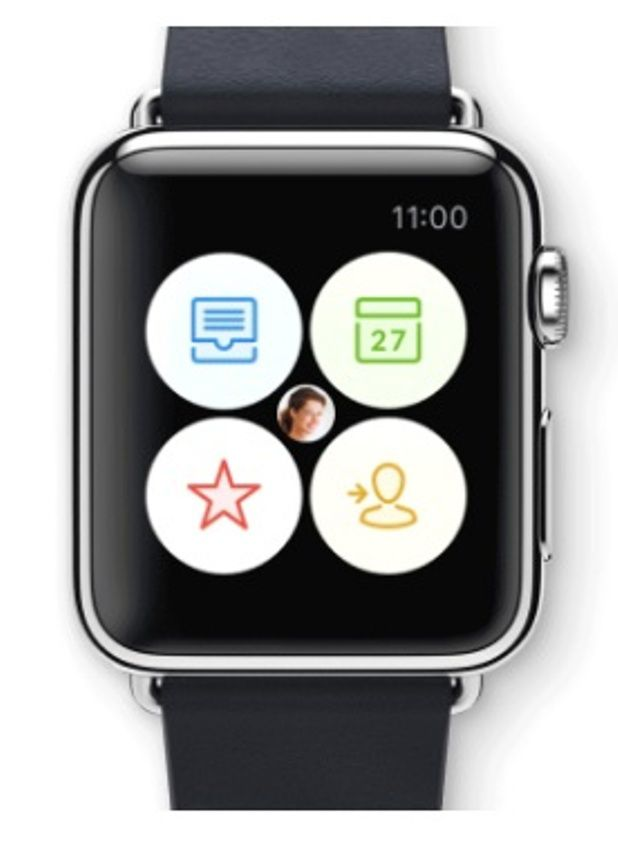 Outlook for Apple Watch