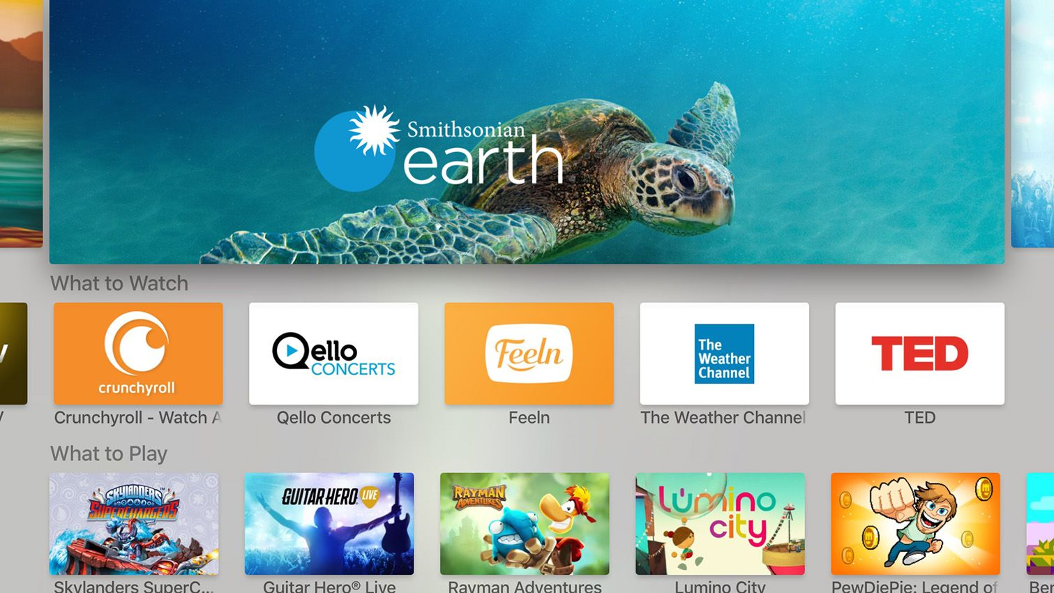 How to manage apps on apple tv get great apps for your apple tv ccuart Images