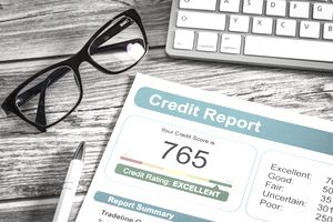 report credit score banking borrowing application risk form