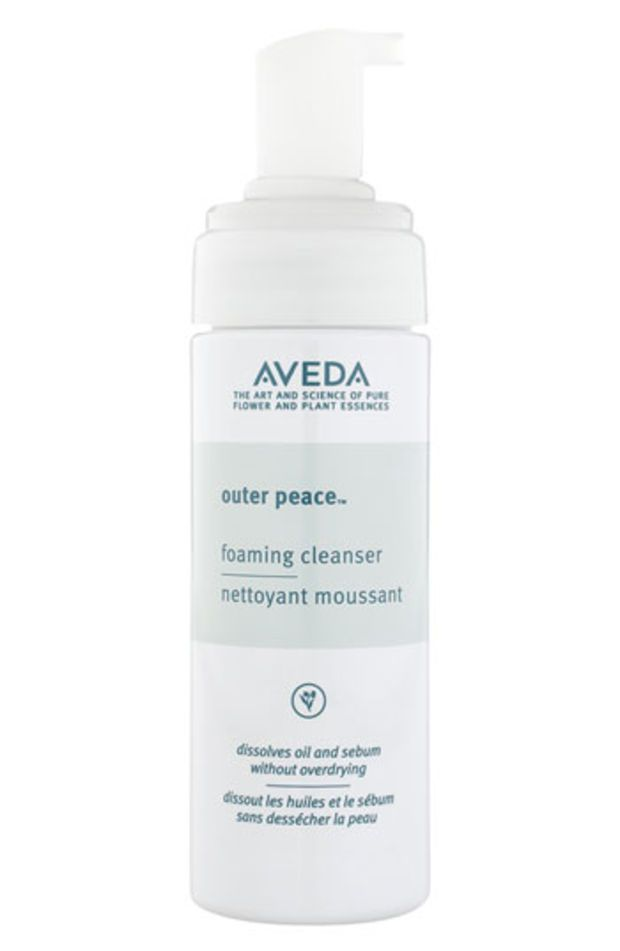 Aveda: Outer Peace Foaming Cleanser