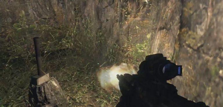 Call of Duty Black Ops II - Thor's Hammer Easter Egg