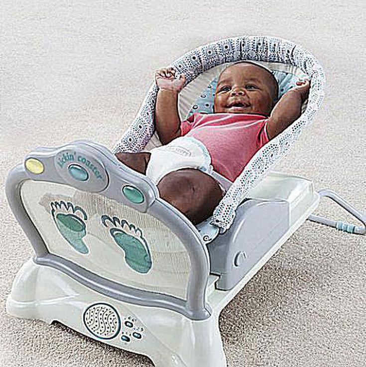 100 bouncy chair for babies dark brown pink flowers baby bo