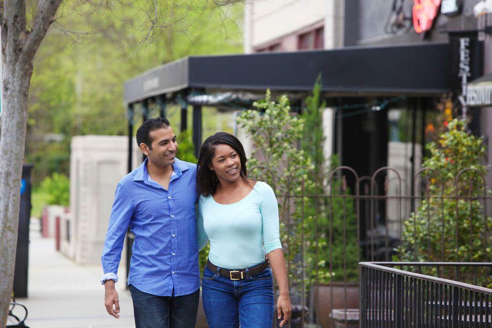 Couple in Atlanta