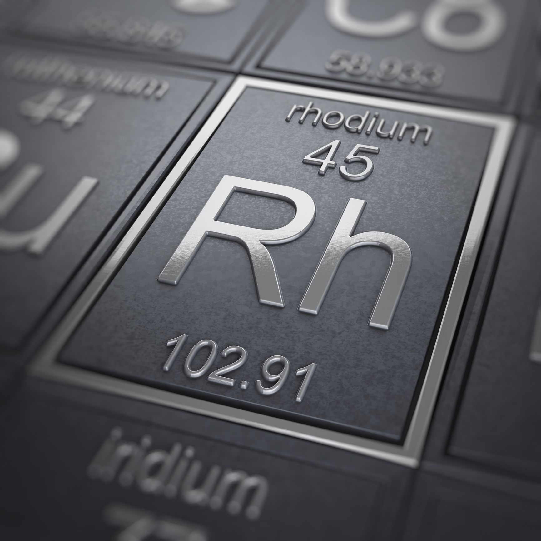 Indium facts periodic table of the elements get facts about the element rhodium gamestrikefo Gallery