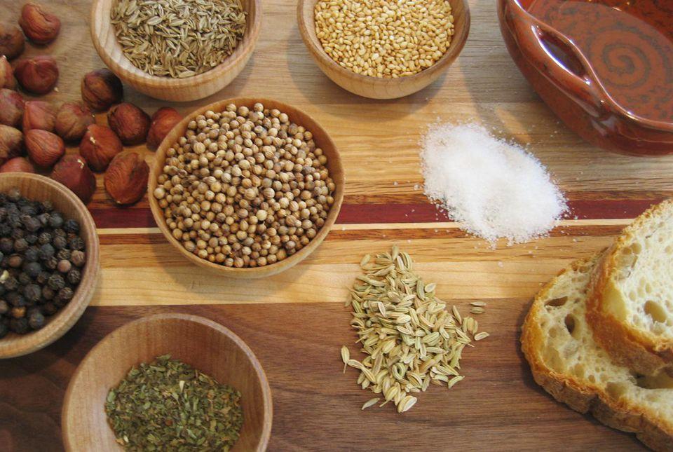 Spices for Dukkah