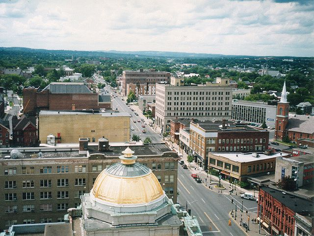 Utica, New York