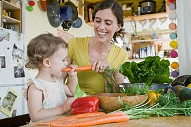 should kids eat organic food