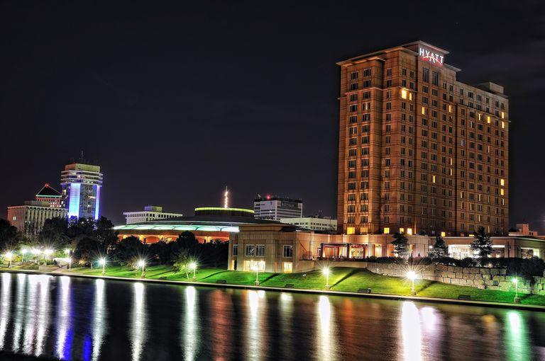Downtown Wichita, Kansas