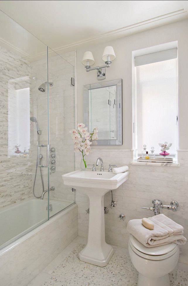 Pedestal Sink Bathroom Pictures. Beautiful Pedestal Bathroom