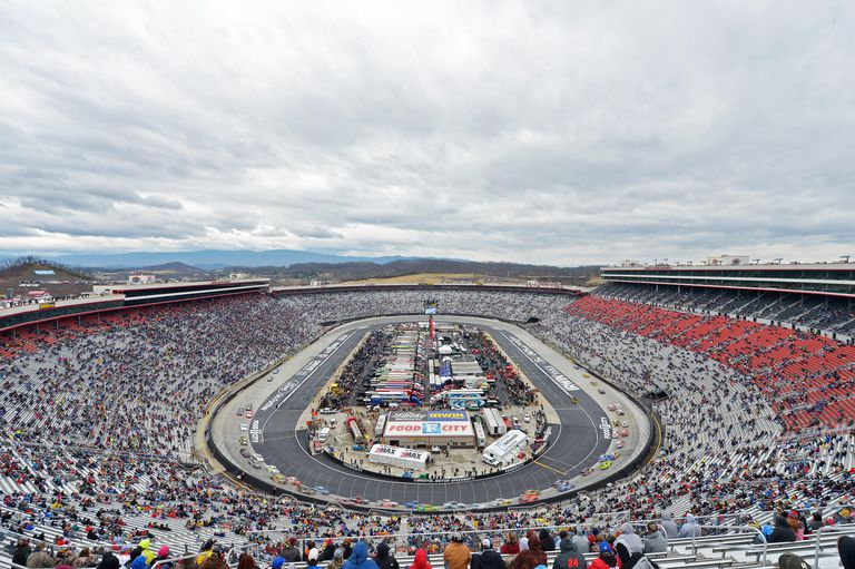 Bristol Motor Speedway Nascar Ticket Seating Review