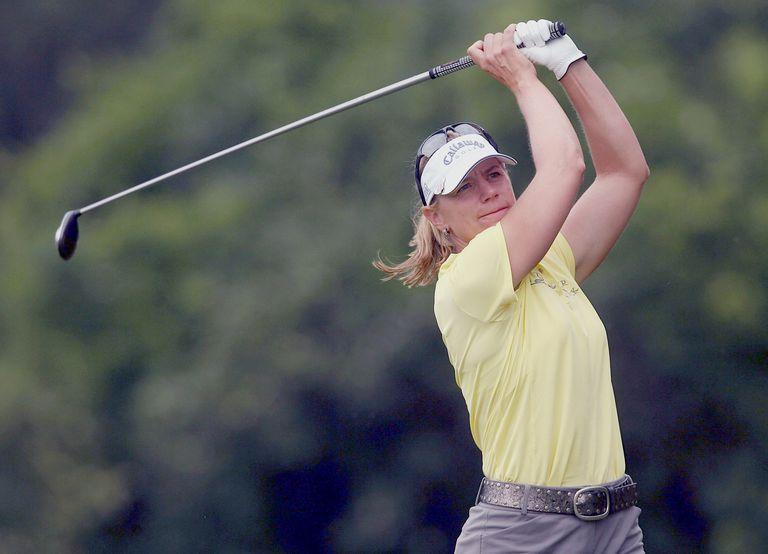 Annika Sorenstam 2006 US Women's Open