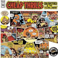 Big Brother & the Holding Company's Cheap Thrills