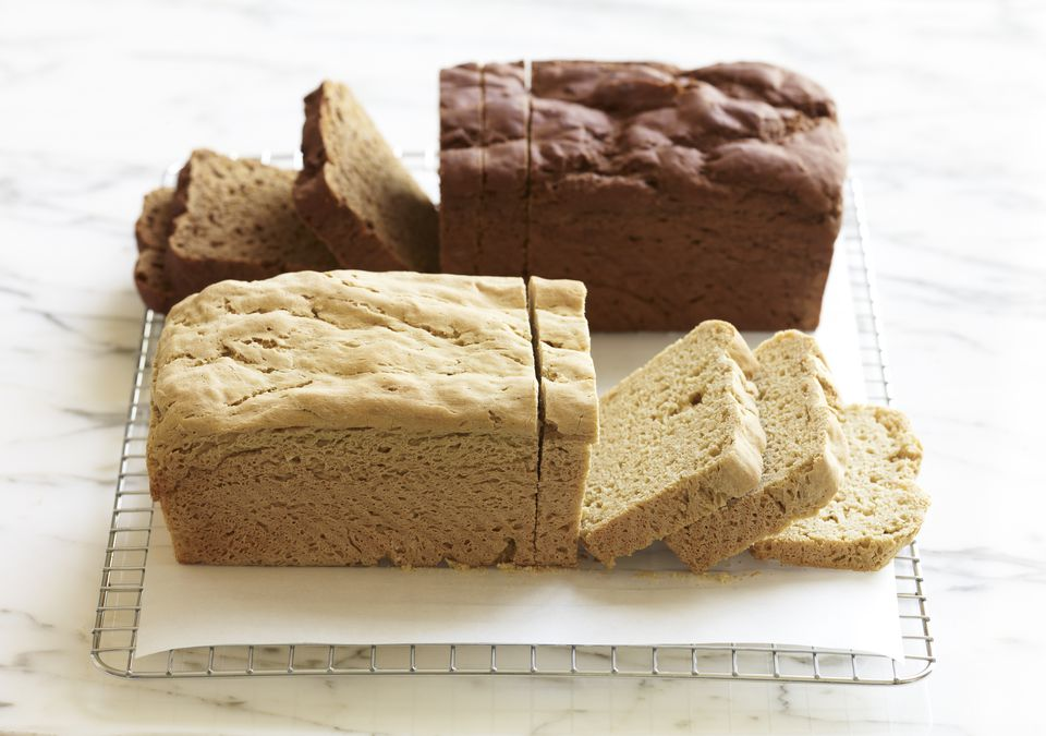homemade gluten-free breads