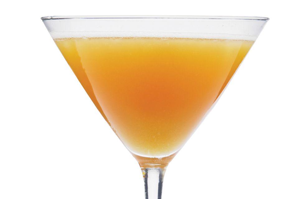 Ultimat Vodka's Apple Cider Martini Cocktail Recipe