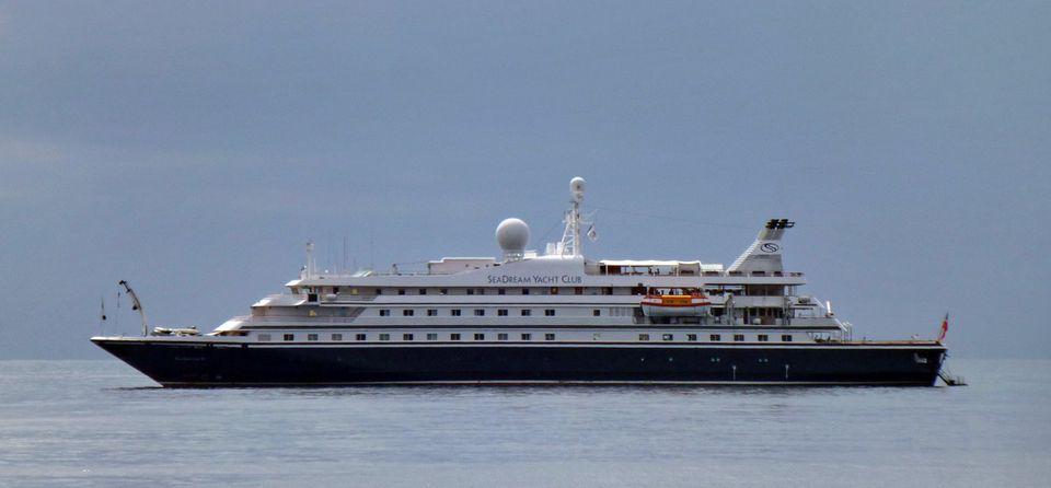 SeaDream Yacht Club - SeaDream II small cruise ship
