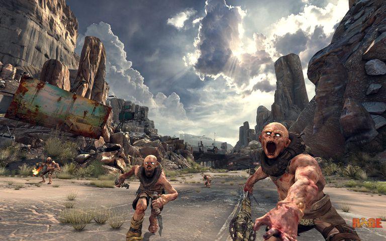 Rage (video game) Screenshot