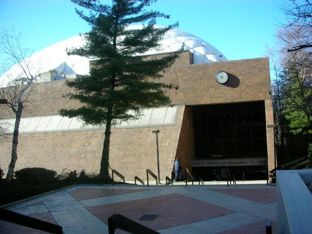 Saint Peter's University Yanitelli Center