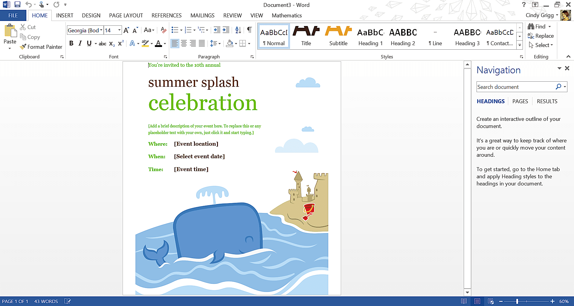 Free summer themed templates from microsoft saigontimesfo