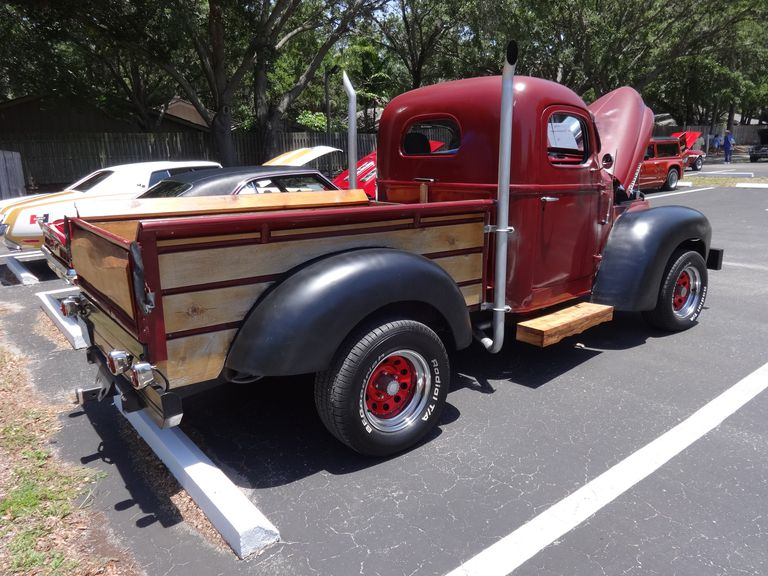 1946 International Pickup