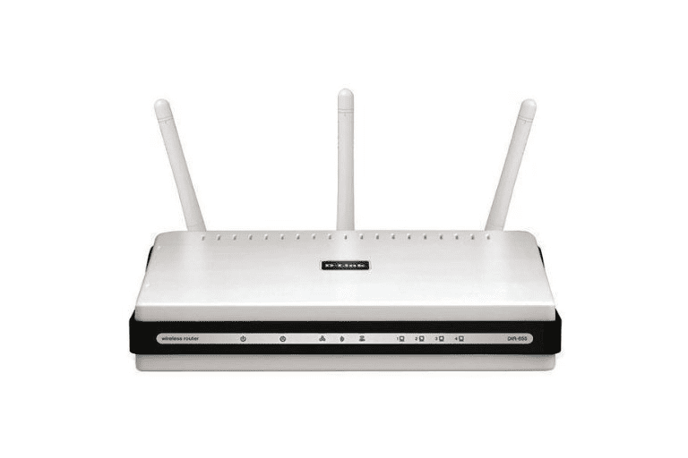 Picture of a D-Link DIR-655 Wireless Router