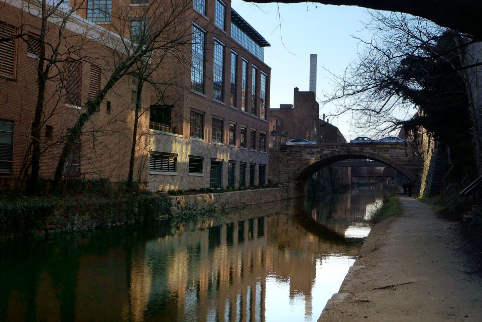 C & O Canal Georgetown