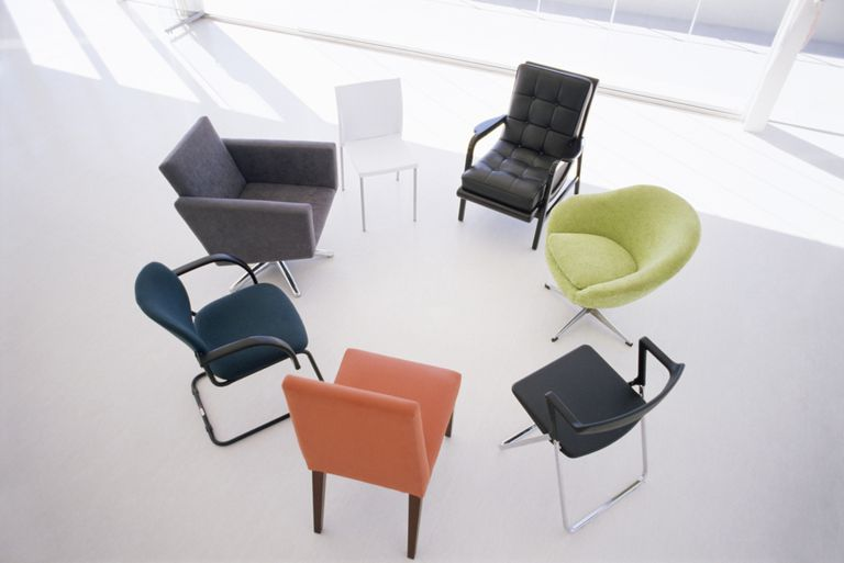 Chairs in a circle