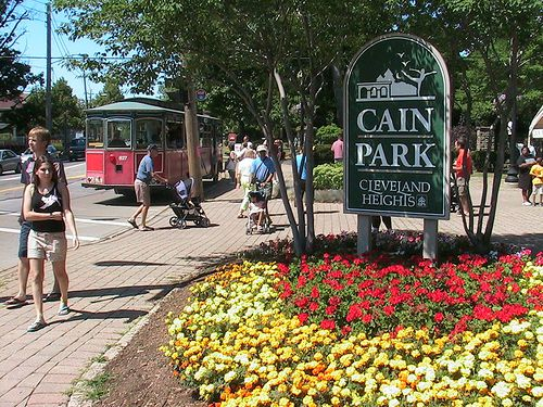 Cain Park, Cleveland Hts Ohio