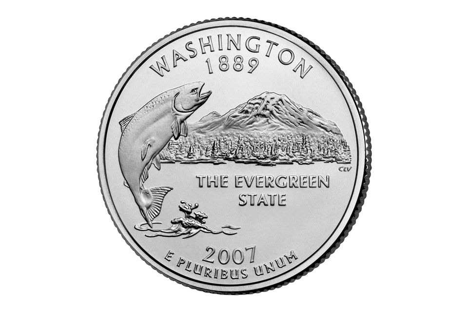 Facts About The Washington State Quarter