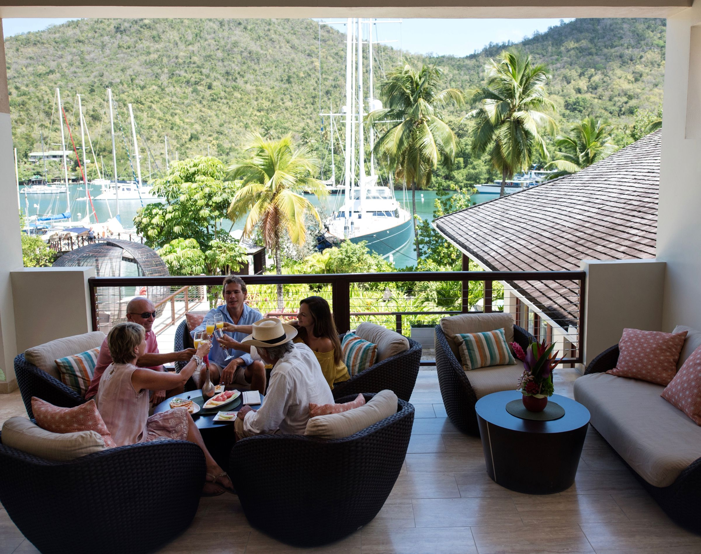 The Best Hotels in St. Lucia