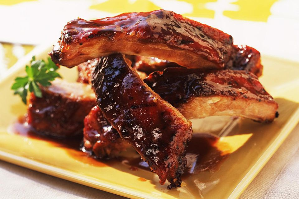 Kansas City Barbecue Ribs
