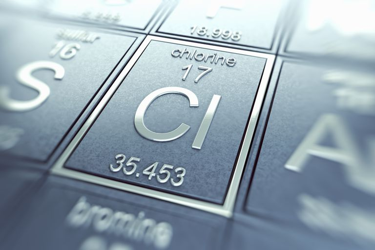 Chlorine (Chemical Element)