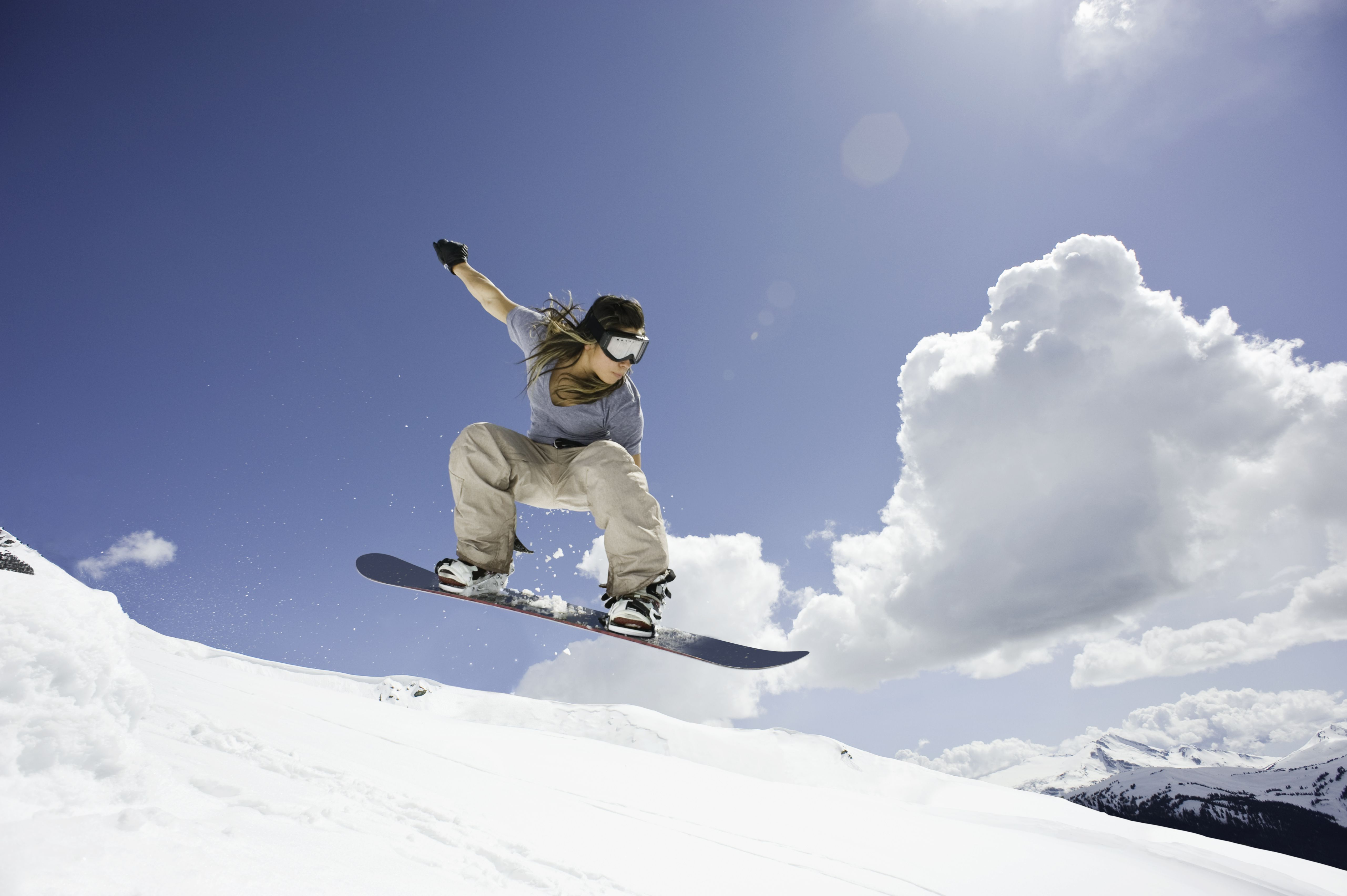Intro to Snowboarding - Lessons, Equipment and Advice