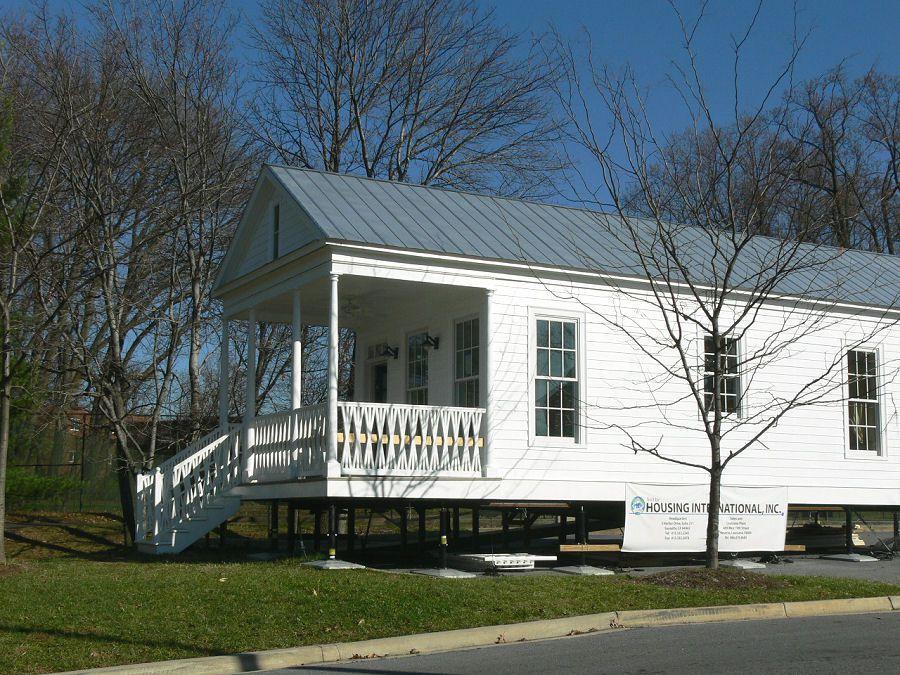 Katrina cottage ii building on success for Katrina cottages
