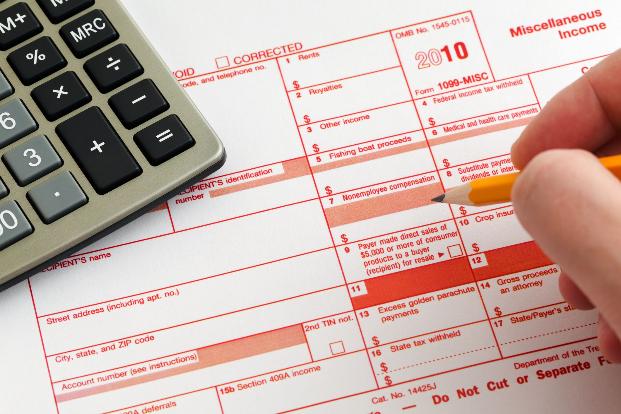 What is the irs 1099 form and do i need one falaconquin