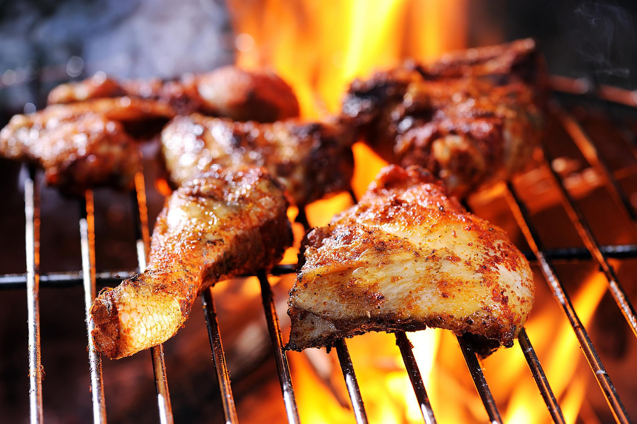 Play Food For Kitchen Bbq
