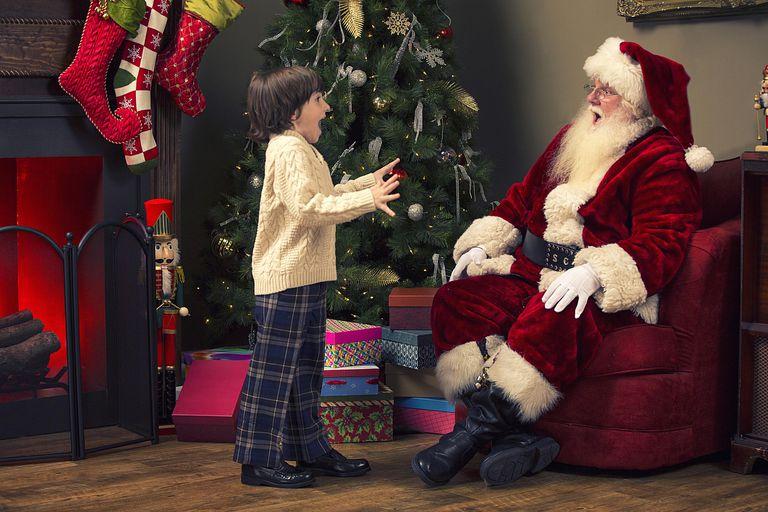 Páginas para traerles a tus hijos la experiencia de Santa Claus