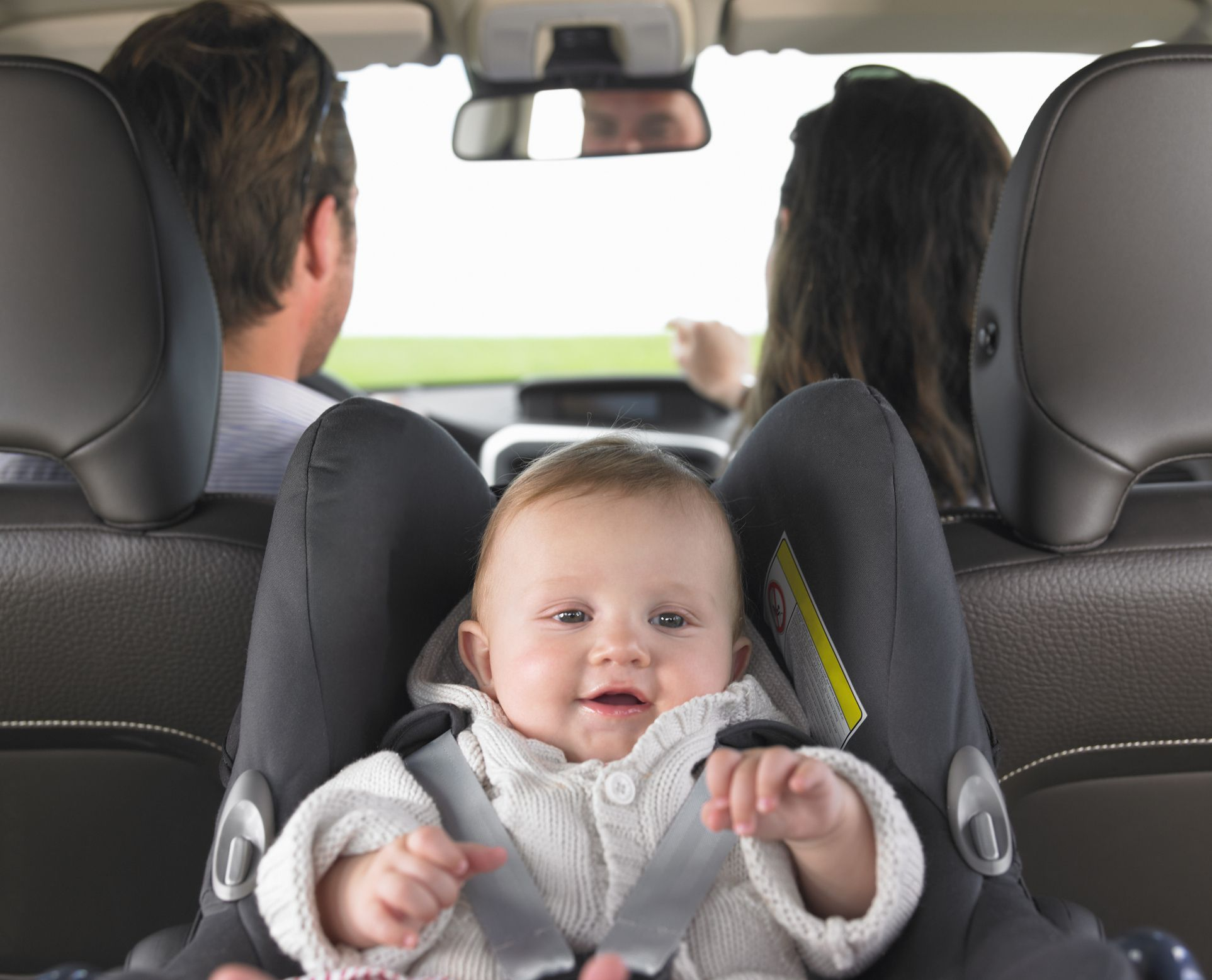 Portable Car Seat System