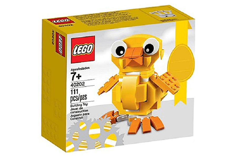 10 toys for easter baskets and spring flings lego easter chick kit for grandchildren negle