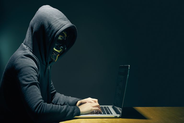 'Black hat hacker' = criminal with evil intent