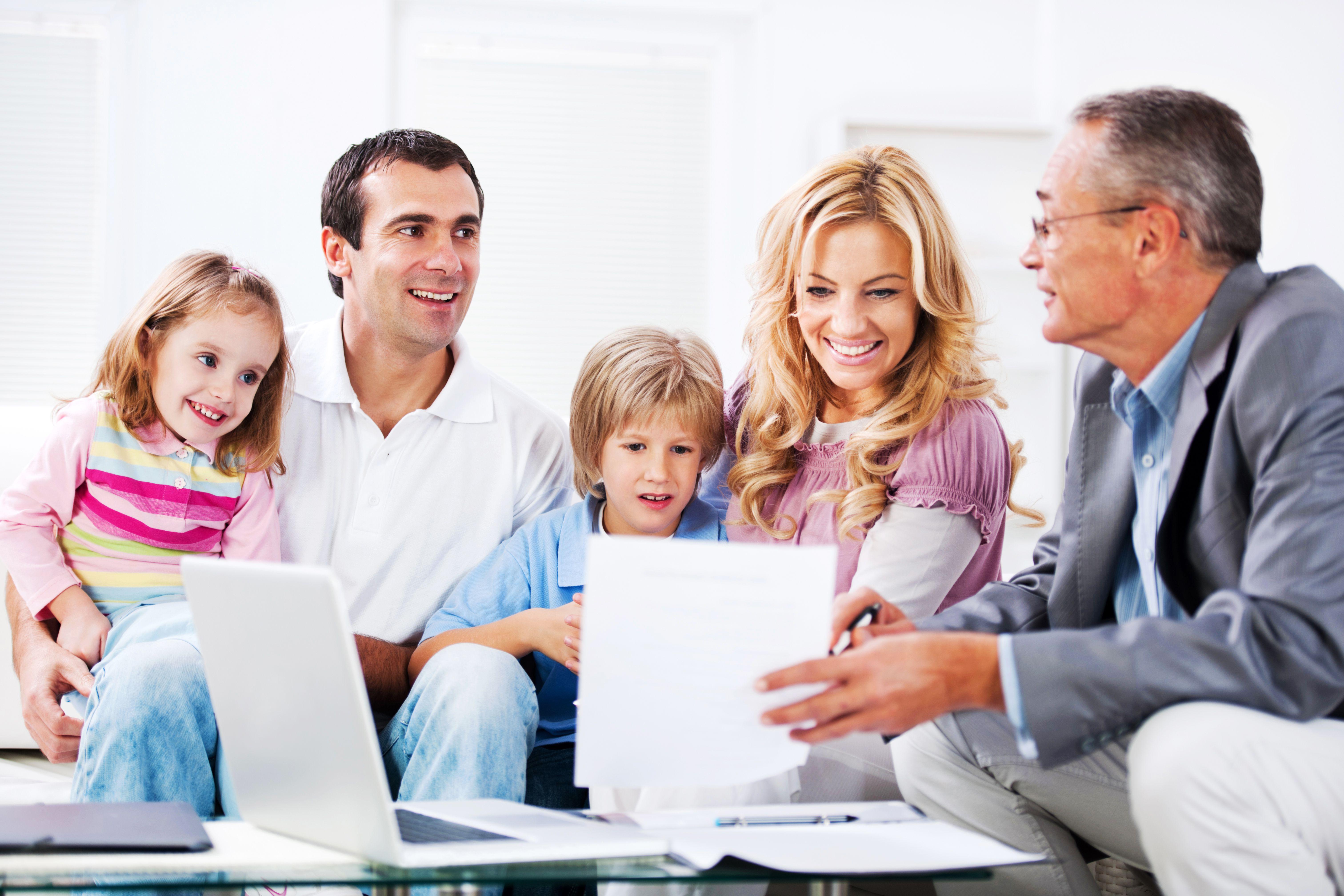 filing tax returns for minor children