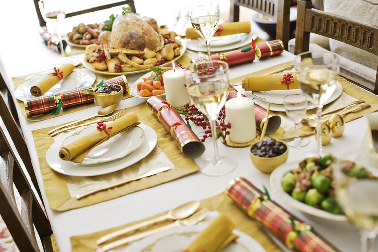 Holiday Food Calorie Guide