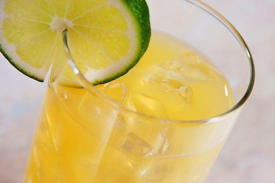 Popular Scorpion Rum Tiki Cocktail