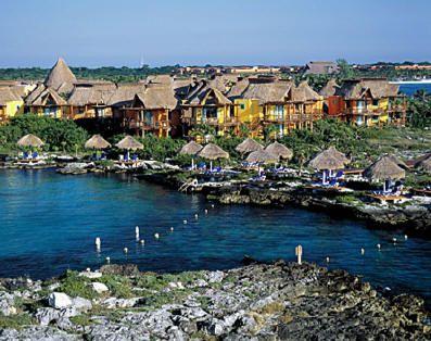 Photo courtesy of Xpu Ha Palace all inclusive resort.
