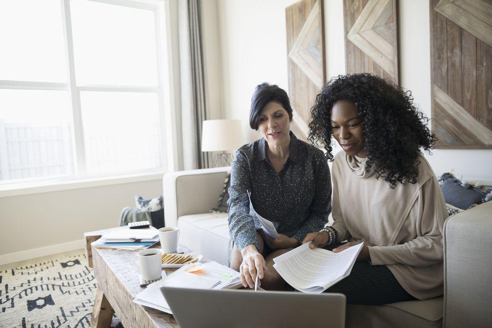 African American woman retirement