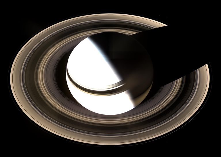 Saturn Pictures Gallery - Blinding Saturn