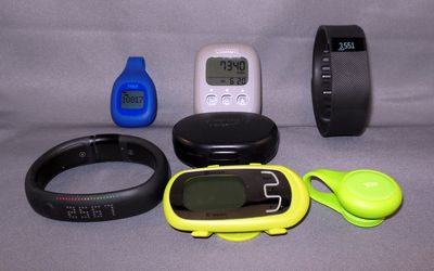 Which Pedometers Will Work Underwater