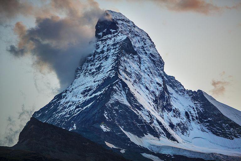 Matterhorn clouds